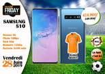 Samsung Galaxy S10 - Côte d'Ivoire