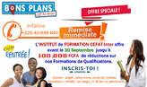 Offre De Bons De Réductions Pour Formations Qualifiantes - Côte d'Ivoire
