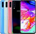 """GALAXY A70 - 128GB - 6GB - 32MPx - 2XSIM - NOIR - 6.7"""" - GARANTIE- 24 - MOIS Référence: A 70 Marque:  Samsung - Côte d'Ivoire"""