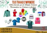 Travaux D'imprimerie - Côte d'Ivoire