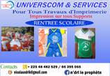 Imprimerie - Côte d'Ivoire