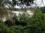 Terrain de 3041 m2 en bordure de lagune en vente à la riviera m'badon. AM - Côte d'Ivoire
