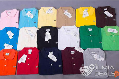 Courtes Manches Abf 42 Lacoste Polos DWE9IY2H