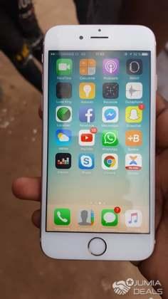 cote iphone 6 16go