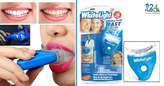 Accessoire Utile Blanchisseur DE Dents - Blanchiment Sans Douleur - Bleu/gris - Côte d'Ivoire
