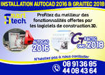 GRAITEC 2018 & AUTOACAD - Côte d'Ivoire