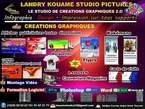 Infographiste Disponible Pour Créations Graphiques Et Collaborations - Côte d'Ivoire