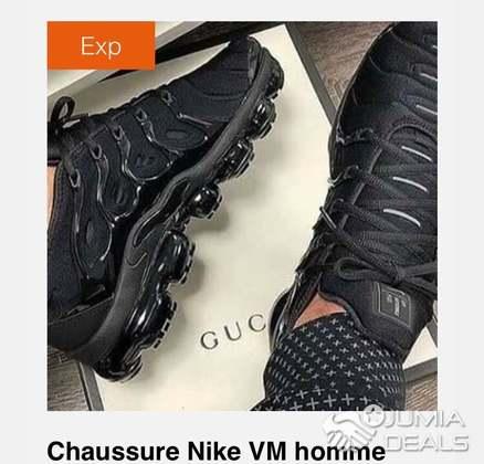 HommeKoumassi Jumia Chaussures Nike Deals Vapormax xoCBreEQdW