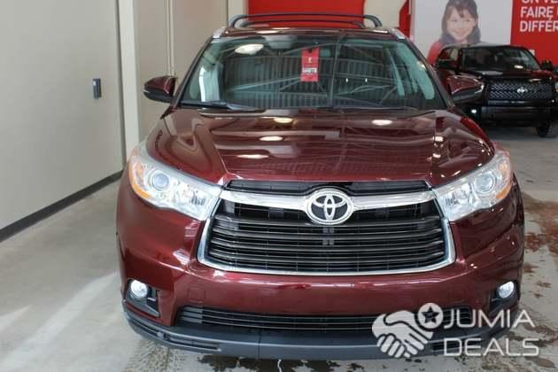 Toyota Highlander 2014   Cameroon