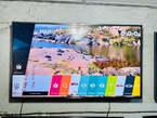 LG WEBOS 60'' HDR 4K SMART - Côte d'Ivoire