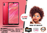 Huawei Y7 Prime 2019 32 Giga PROMOTION - Côte d'Ivoire