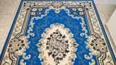 Grand tapis de salon 185x270 cm - Côte d'Ivoire