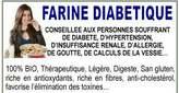 Farine Diabétique - Côte d'Ivoire