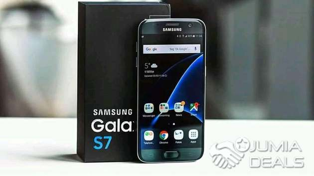 7695a35c8bba15 Samsung Galaxy s7 occasion Usa  ,   Logpom   Jumia Deals