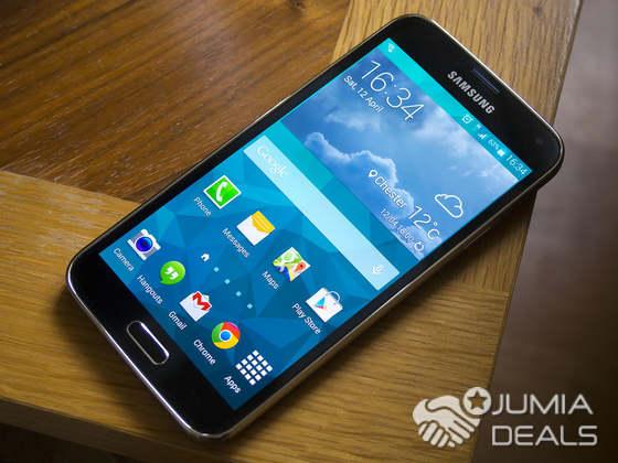 Samsung Galaxy S5 (32Go 2Go) - Cameroun 83de9ff9e8d9