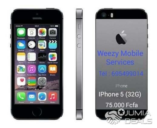 Iphone 5   Akwa   Jumia Deals cb6b5c8ee8d2