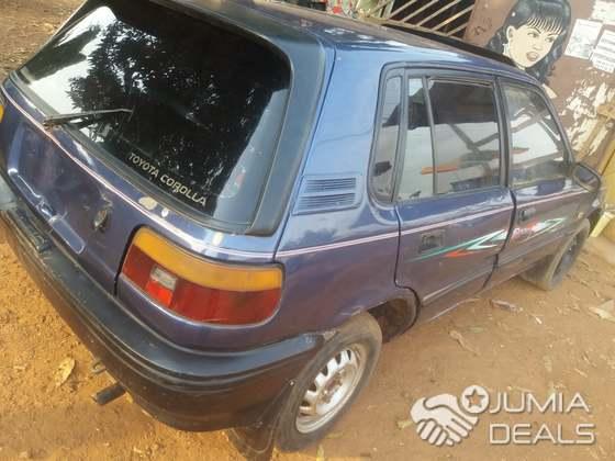 Toyota Corolla 90 Ekounou Jumia Deals