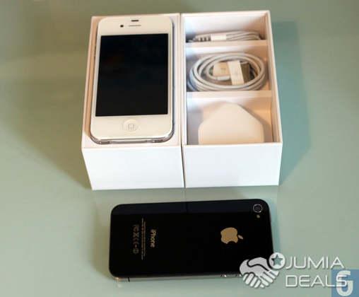 IPhone 4S   16Go   Douala   Jumia Deals 419625c7dde3