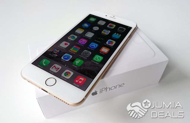 IPhone 6+   128Go HDD   Douala   Jumia Deals d50f2e5bfee7
