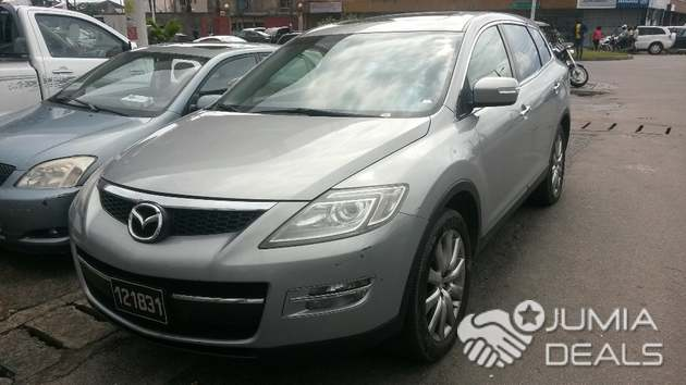 Mazda CX9 2008 Equipped: Your Dreamliner!   Cameroon