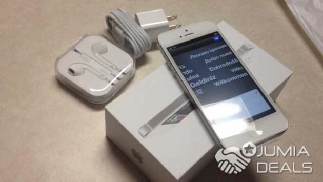 IPhone 5   16Go   Douala   Jumia Deals 0f250eca3d9c