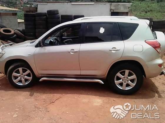 Toyota Rav4 2008 4X4 Occassion   Essos   Jumia Deals