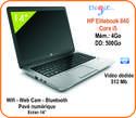 HP Elitebook 840 - Cameroun