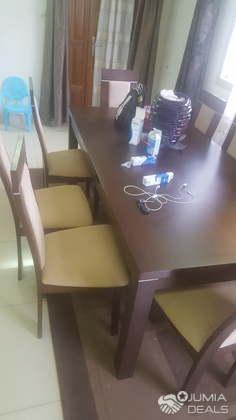 salle manger de 8 places cameroon