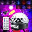 Crystal Magic Ball Disco Party Effet Numérique - Cameroun