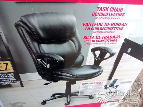 Chaise de bureau kotto jumia deals