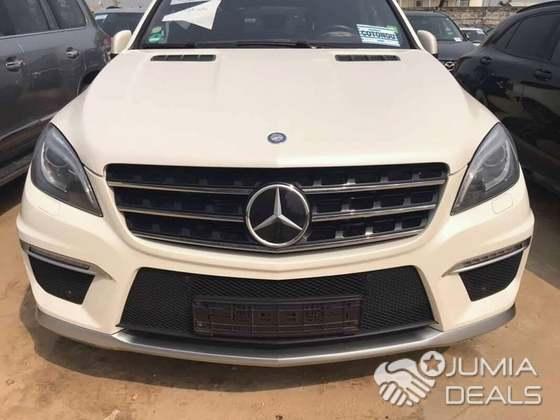 Mercedes Ml Classe Amg 2017 Beedi Jumia Deals