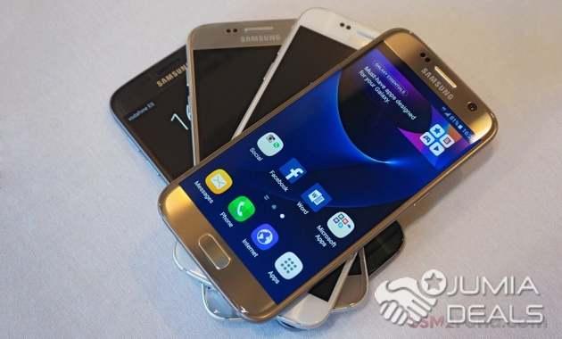 Samsung Galaxy S7 Dual SIM   32Go HDD   4Go RAM   Ndokoti   Jumia Deals 3c23d93a8d86