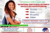 Seminaire gratuit sur les études à l'etranger - Cameroun
