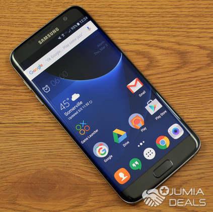 Samsung Galaxy S7 Edge Duos   32Go HDD   4Go RAM - Cameroun 6b6dd1a82c29