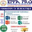 Ecole - Formation En Informatique (Bureautique) - Sage Saari (Paramétrage) - Cameroun