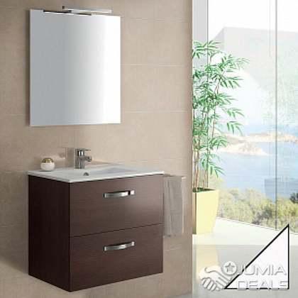Kit jacob delafon meuble vasque miroir akwa jumia deals - Meuble vasque jacob delafon ...