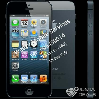 Iphone 5S   Akwa   Jumia Deals 3936633bd66a