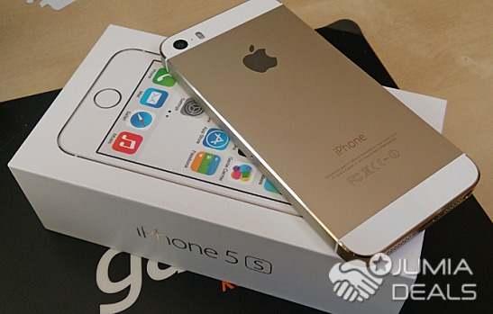 IPhone 5S (32Go)   Douala   Jumia Deals cead7a8b9aff