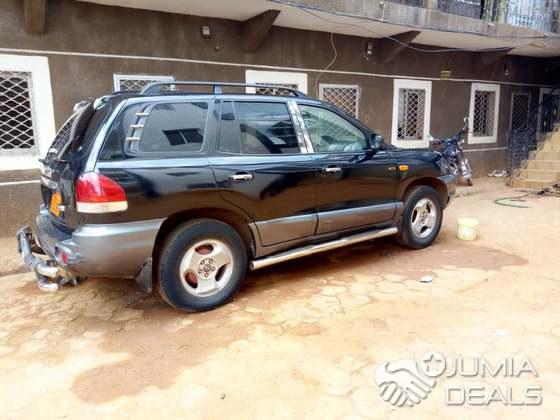 Hyundai Santa Fe 2001   Cameroon