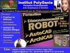 Cours de Dessin, Robot & Arts Graphiques - Cameroun