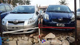 Toyota Corolla 2002 - Cameroun