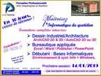 Formation Informatique, Bureautique Et Dessin Industriel - Cameroun