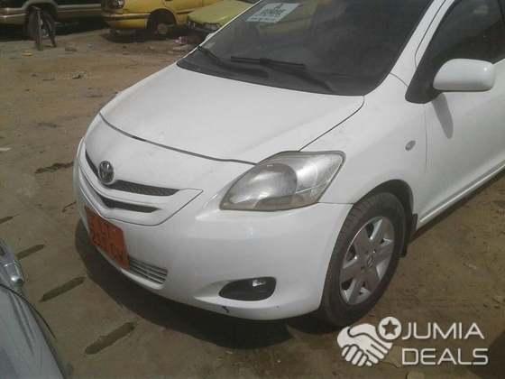 Toyota Yaris 2008 Lounge Bonamoussadi Jumia Deals