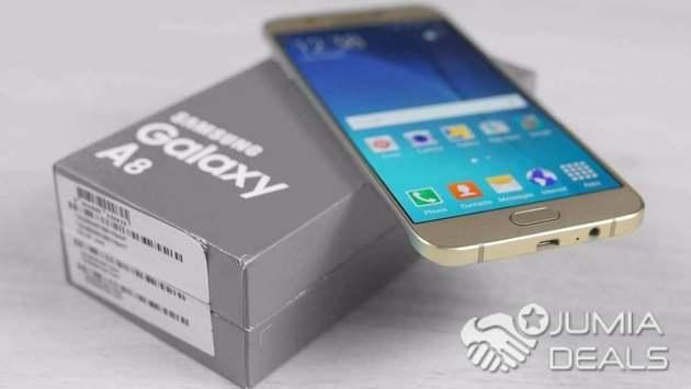 Samsung Galaxy A8 Duos 2016