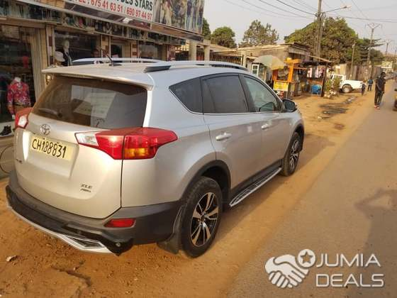 Toyota Rav4 2016 Cameroon
