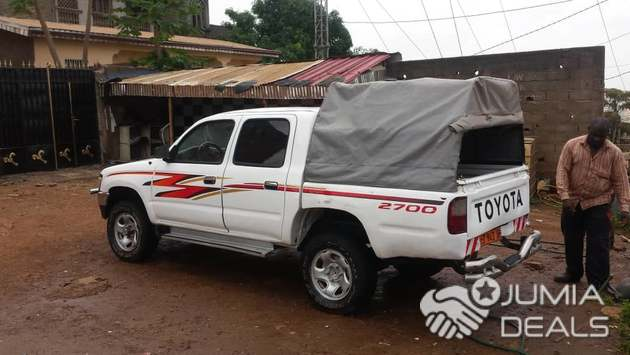 Toyota Pick Up Hillux 1999