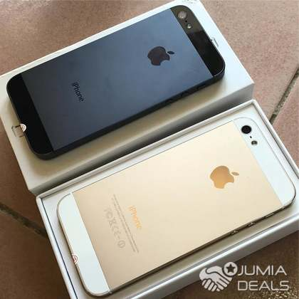 IPhone 5   16Go HDD.   Douala   Jumia Deals 7207266dbe8d