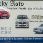 LUCKY AUTO SARL