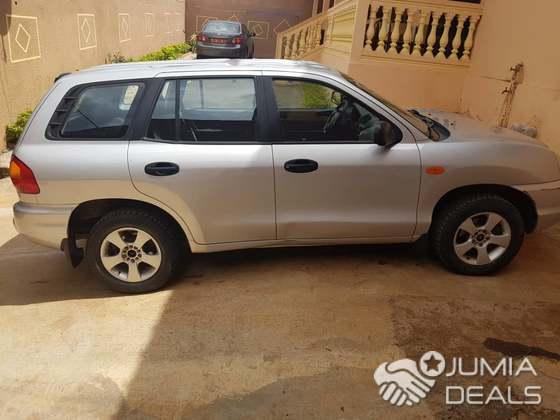 Hyundai Santa Fe 2005   Cameroon