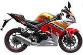Bmp Tornedo 250 Cc Motor Cycle 2018 - Ethiopia